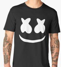 Marshmellow - Black Men's Premium T-Shirt