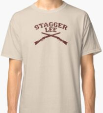 Stagger Lee - Crossed Rifles Edition Classic T-Shirt