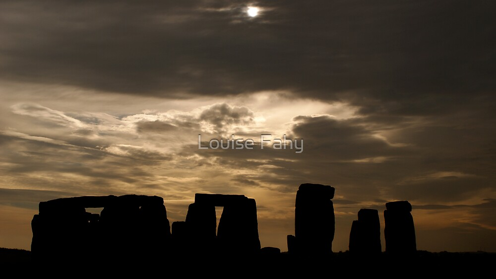 Stonehenge by Louise Fahy