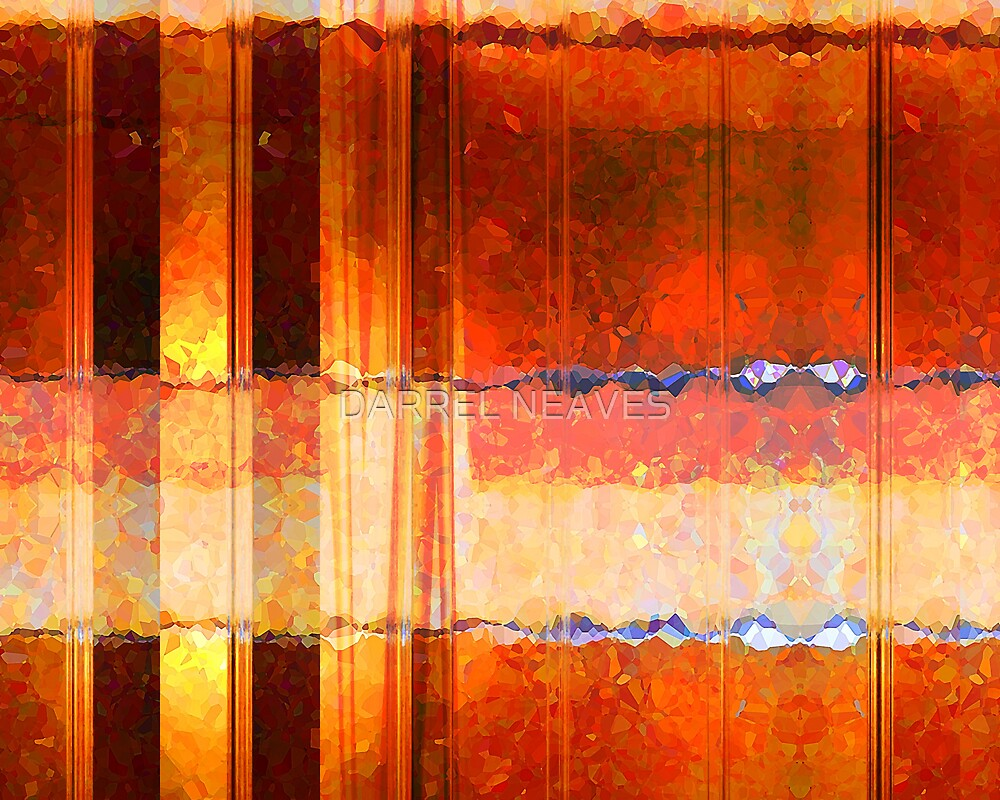 the wall by DARREL NEAVES