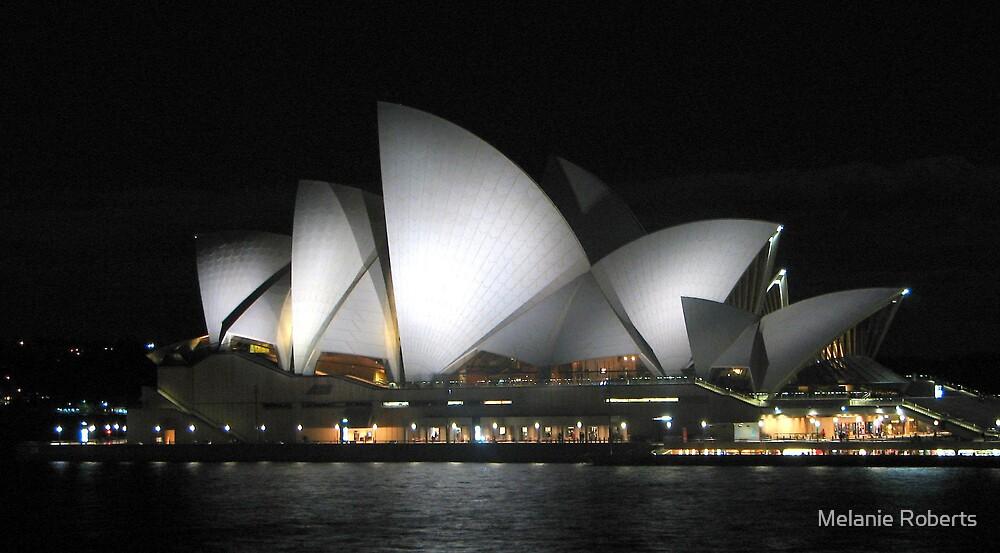 Sydney Opera House by Melanie Roberts
