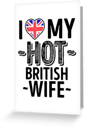 Hot british wife