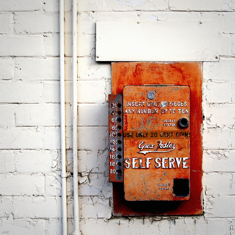 SELF SERVE [1:1] by L B