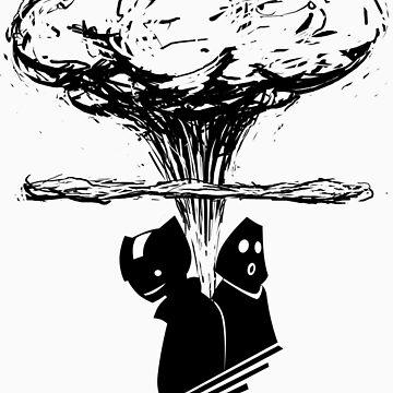 A bomb by velcrofalcon