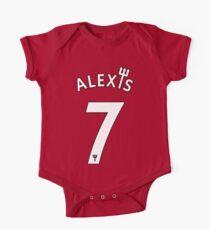 Manchester United Alexis Sanchez 7 One Piece - Short Sleeve