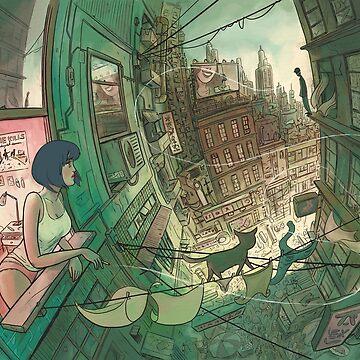 Hott City by JeremyLey