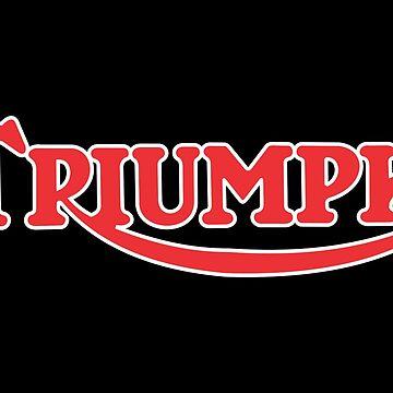 Triump Merchandise by BrentStjoh