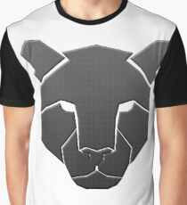 Leopard Vector Graphic T-Shirt