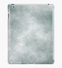 Dark Slate Gray on White 10 100  iPad Case/Skin