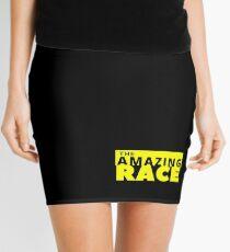 the amazing race Mini Skirt