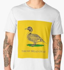 Throw bread on me Men's Premium T-Shirt
