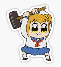 Popuko - Hammer Sticker
