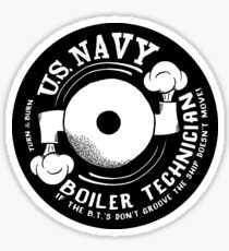 US Navy BT Groove Aufkleber Sticker