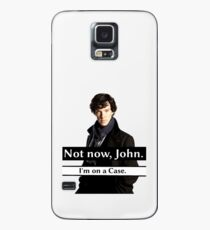 I'm on a Case. Case/Skin for Samsung Galaxy
