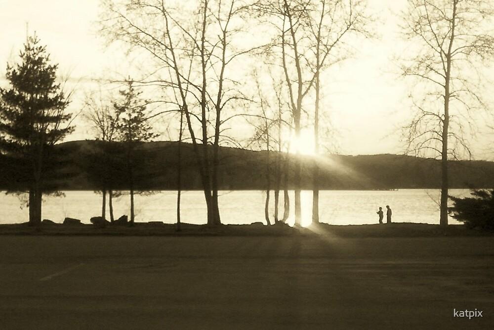 By the Lake by katpix