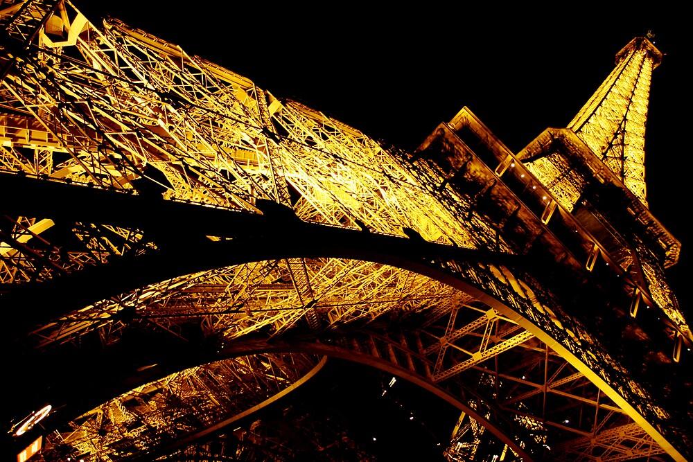 Towering by Jeff Barnard