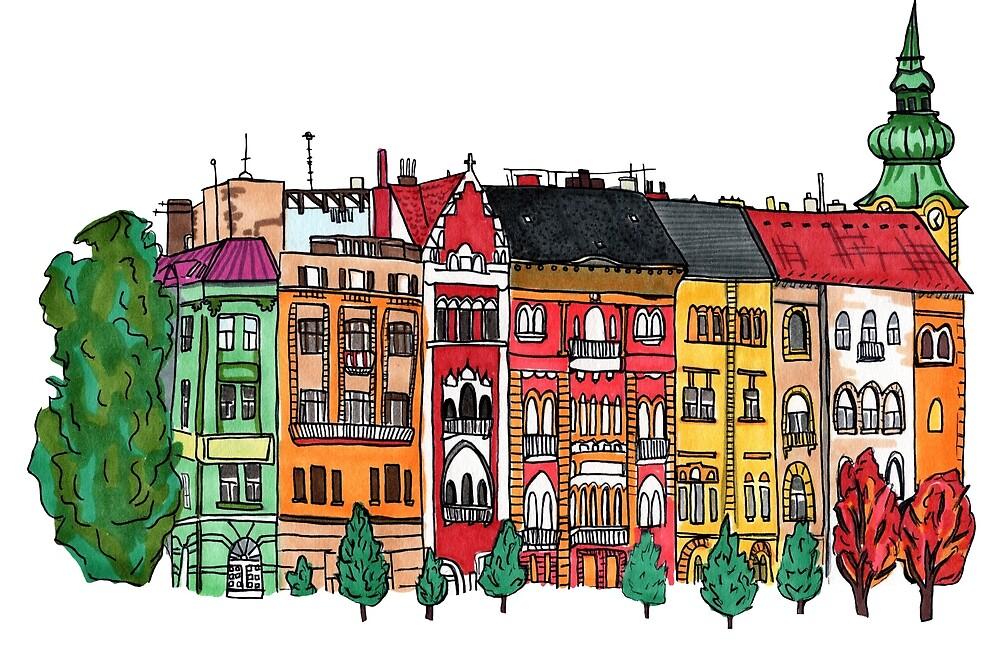 «Budapest» de polaskus