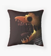 Withered  Throw Pillow
