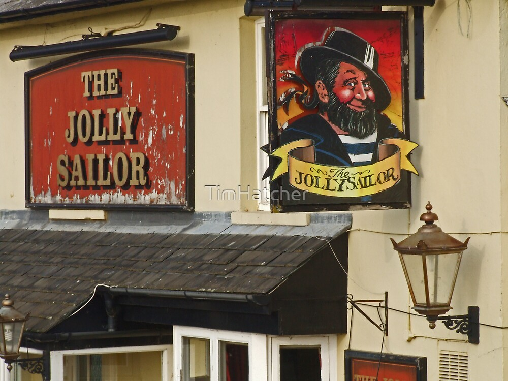 The Jolly Sailor by TimHatcher
