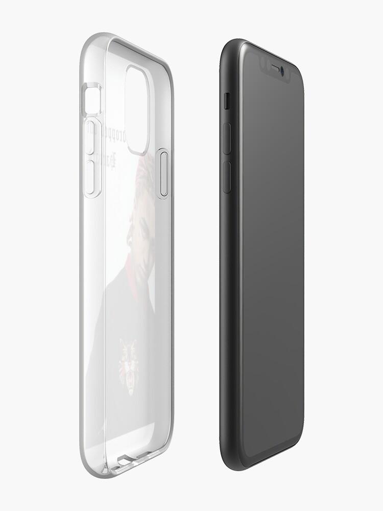 Coque iPhone «Lil Pompe», par saucedrippin