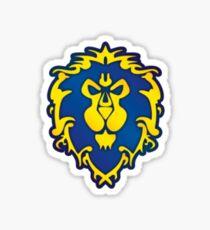 Alliance! Sticker