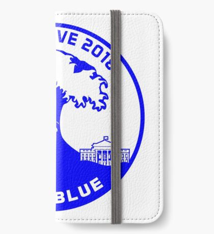 Blue Wave 2018 iPhone Wallet