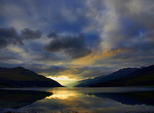 Let there be light.. by AA Fer