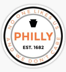 Philadelphia (Flyers) Sticker