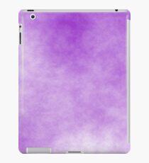 Dark Orchid on White 10 100 DF  iPad Case/Skin