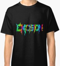 Psychedelic Excision Logo Classic T-Shirt