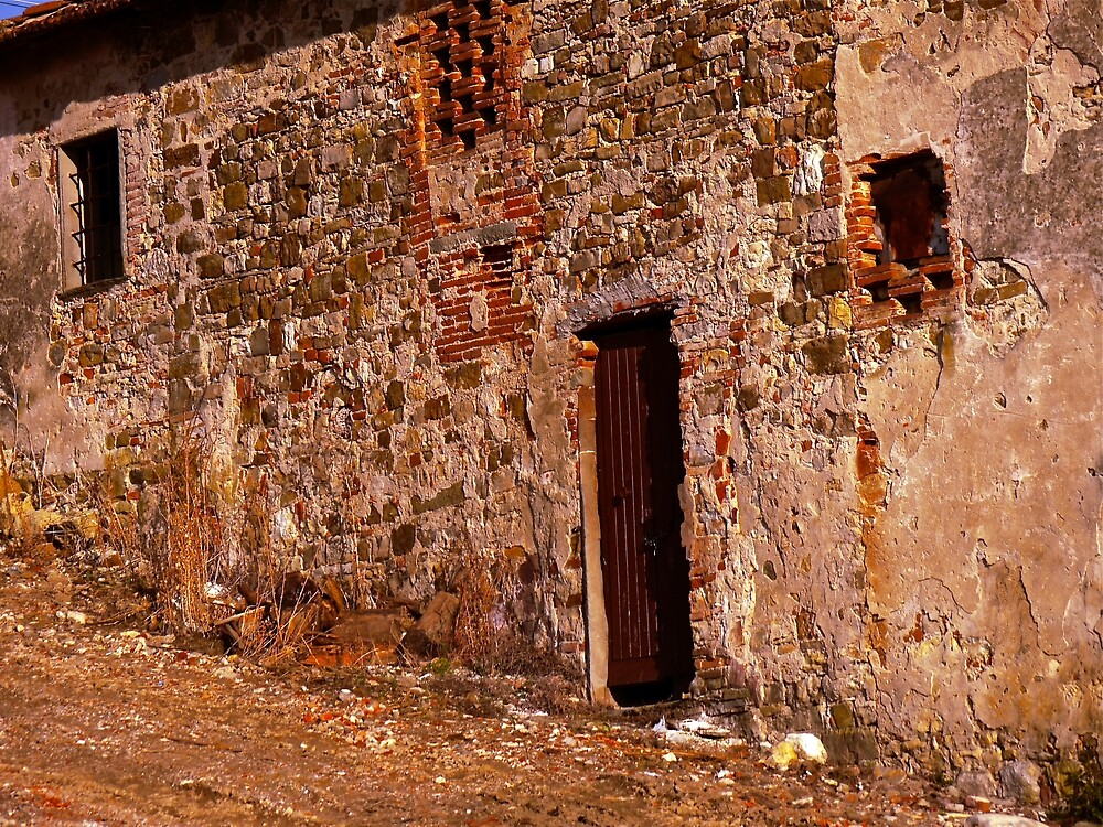 Stone House by Rae Tucker