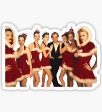 Love Actually Billy Mack Sticker