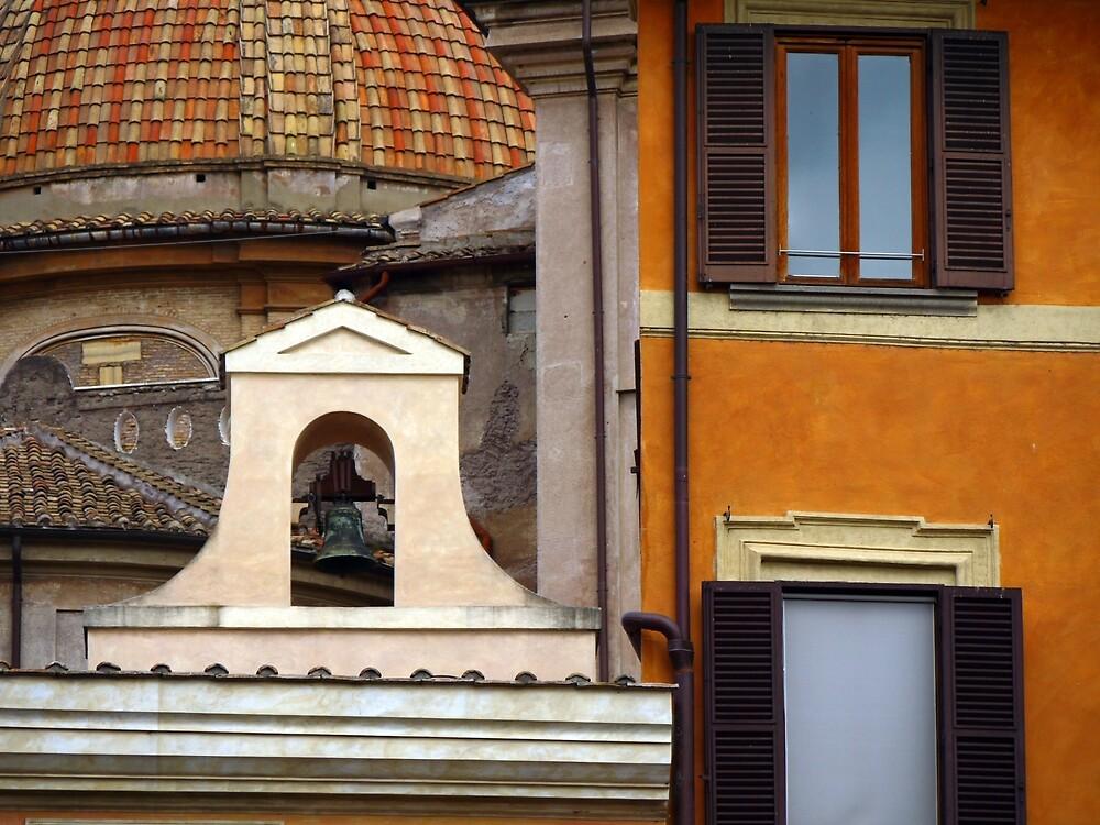 Roman Architecture by Rae Tucker