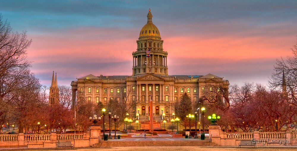 Colorado Capital by Gary Lengyel