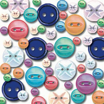 Buttons by bexwie