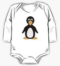 Comic penguin One Piece - Long Sleeve