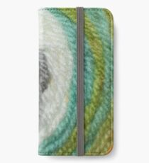 Color Burst Yarn Cake iPhone Wallet/Case/Skin