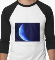 Moon Shot Men's Baseball ¾ T-Shirt