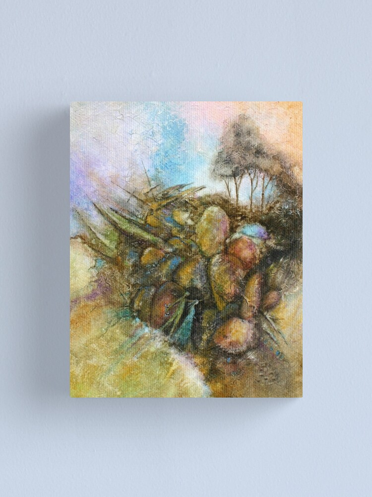 Alternate view of ORPHEUS AND EURYDICE Canvas Print