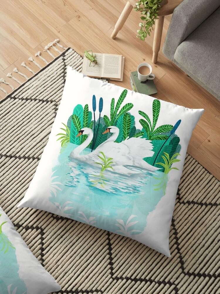 «Cisnes enamorados» de 83oranges