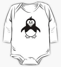 Black penguin Kids Clothes