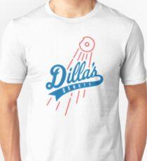 Dilla's Donuts Dodgers Unisex T-Shirt
