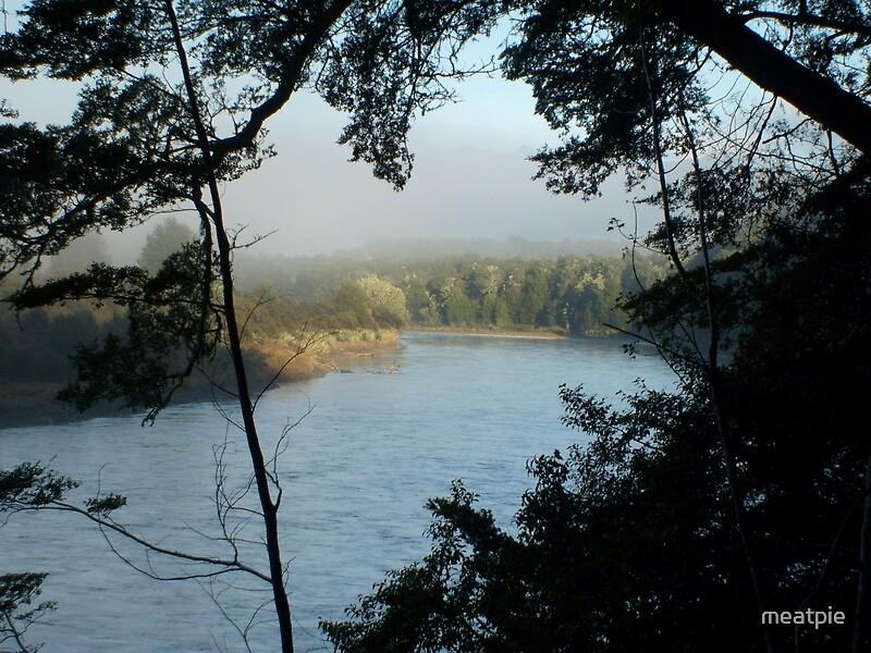 Upper Waiau river, Te Anau by meatpie