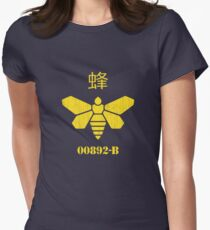 Methylamine (CH3NH2) [Distressed] Women's Fitted T-Shirt