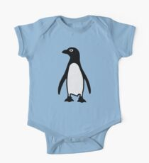 Penguin bird One Piece - Short Sleeve