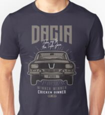 DACIA 1300 Slim Fit T-Shirt
