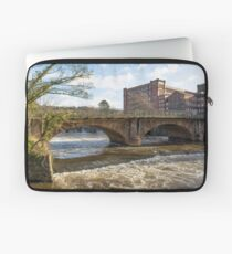 Derbyshire Bridge Laptop Sleeve