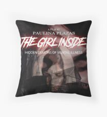 The Girl Inside - Limited Edition Throw Pillow