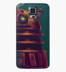 Dalek - Poster (Doctor Who) Case/Skin for Samsung Galaxy