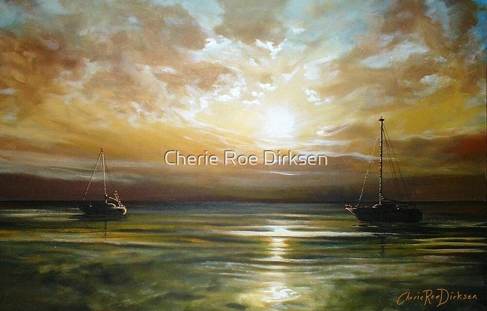 Burst of Sky by Cherie Roe Dirksen